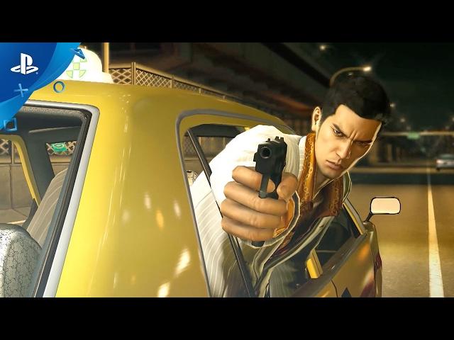 Yakuza 0 - Accolades Trailer | PS4