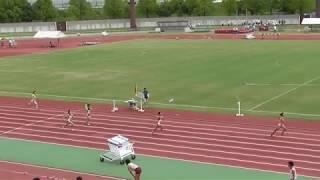 第65回東海地区国立大学陸上競技会 女子400m 決勝 2017/7/23