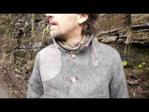 Filson Black Label Hunting Jacket (100% Made In Italy) Harris Tweed Fabric