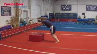 Conditioning: Handstand Snap Down