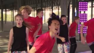 DE FINAL DANCE VAN MIXD UP | DANCE SQUAD