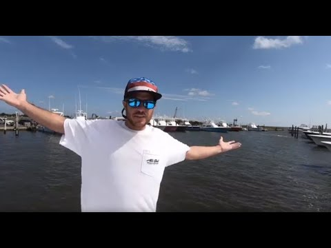 Als Gal - Boat Tour - Oregon Inlet Fishing Center (with Outtakes)