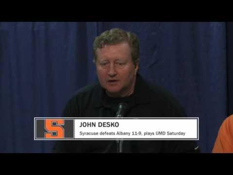 Orange Press Pass recaps Syracuse's 11-9 win over Albany