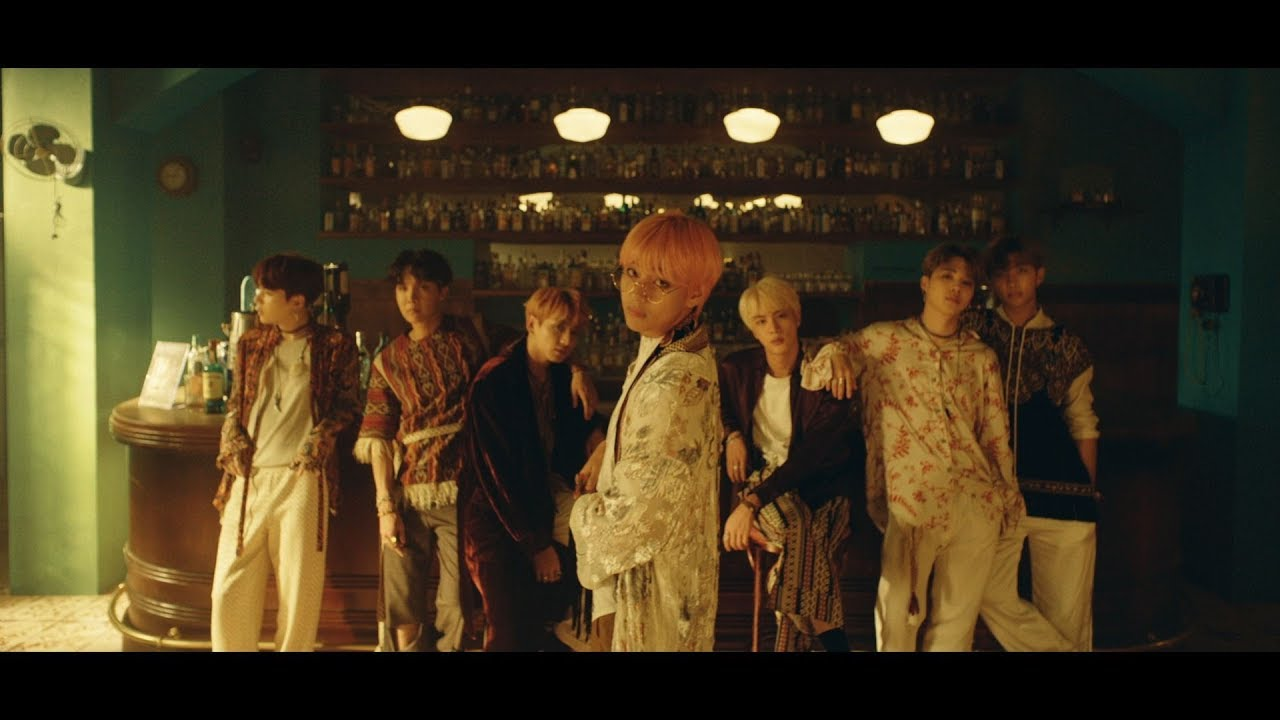 BTS (防弾少年団) 'Airplane pt.2 -Japanese ver.-' Official MV image