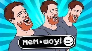 Мем Шоу #23 Привет! Привет!