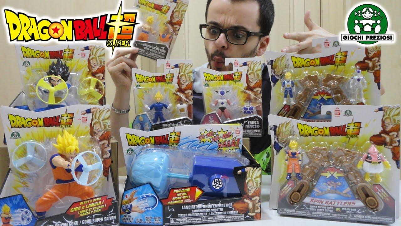 giocattoli di dragon ball vendita