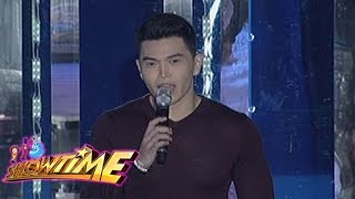 its showtime singing mo to daryl ong sings how did you know