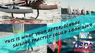 49er & Nacra 17 Sailing Edit - Oakcliff & USPA