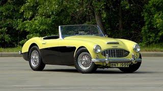 1959 Austin-Healey 3000 Mark I FOR SALE / 136739