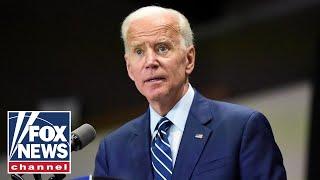 Biden holds drive-in rally in Las Vegas