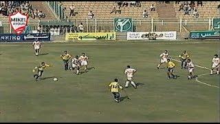 ملخص مباراة الزمالك وطنطا (4-0) الدوري العام موسم 1992-1993 تعليق محمود بكر