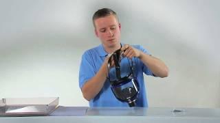 Vollmasken Dräger X-plore 5500
