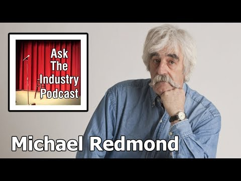 EP69 - Michael Redmond - How he accidentally became a cult figure.