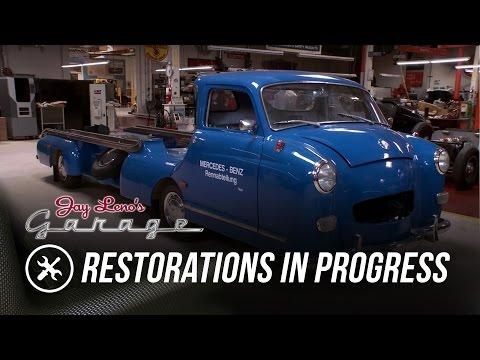 Restorations in Progress: August 2015 – Jay Leno's Garage