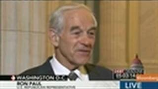 Ron Paul Says `No Doubt' Debt Limit Will Be Raised