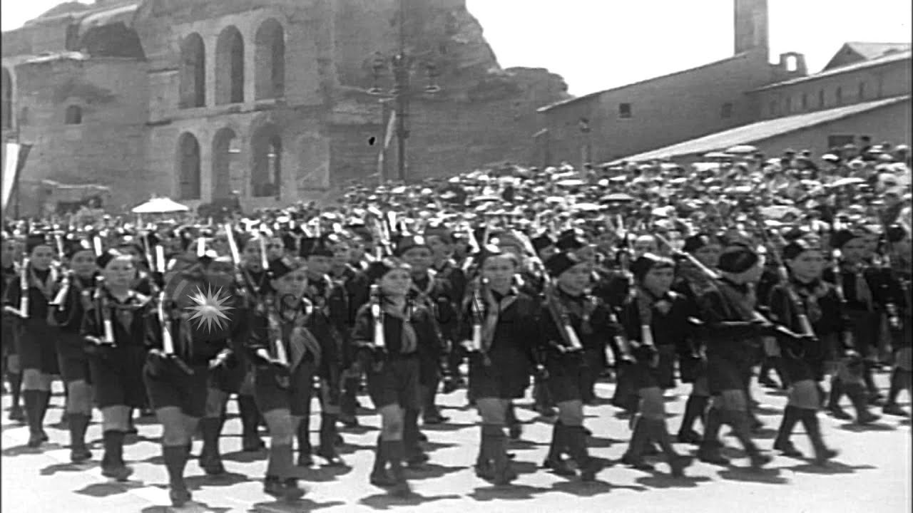 a history of the rule of benito mussolini in fascist italy