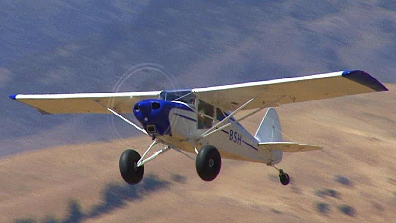 Extreme landing takeoff videos i super stol aircraft youtube