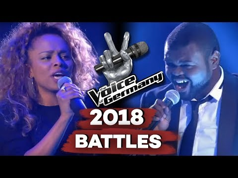 LSD - Genius (John Alexander Garner III vs. Diana Babalola)| The Voice of Germany | Battle