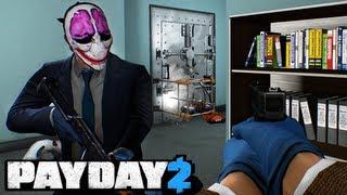 Payday 2 - Assaltando Banco