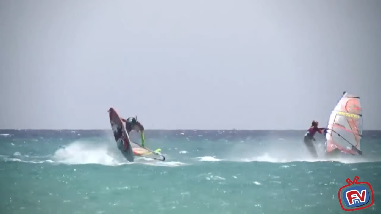 Windsurf world cup fuerteventura 2014