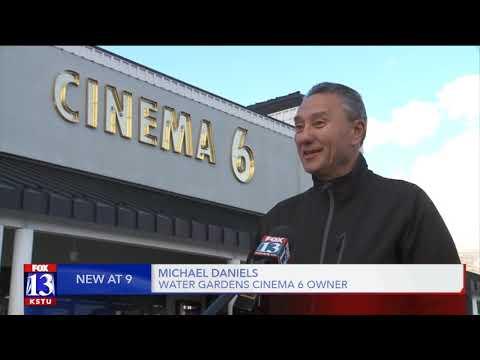 Pleasant Grove Theater Goes 'retro,' Transforms Into Drive-in Movie Theater