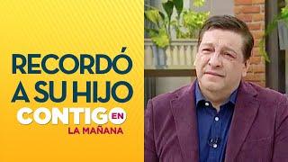 """""""Chile tiene que cambiar"""" JC Rodríguez se emocionó hasta las lágrimas - Contigo en La Mañana"""