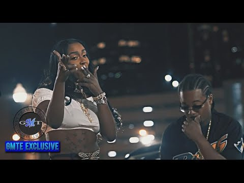 Big Quis feat Kash Doll Raise Ya Hands [Official Video] shot By @gmtentertainment