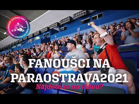 Fanoušci |  PARA OSTRAVA 2021