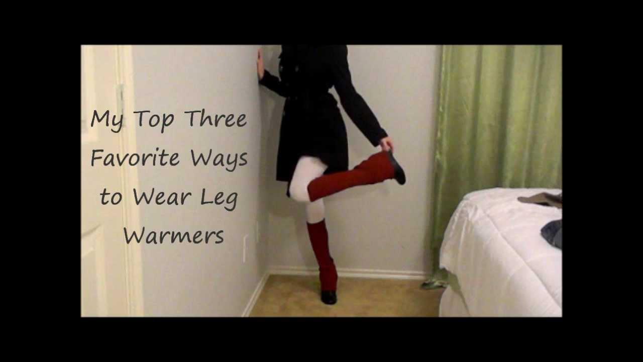 Leg wear how to warmers advise to wear in summer in 2019