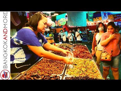 Street Food Festival In THAILAND - Nakhon Pathom