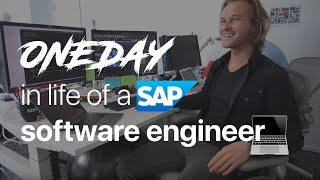one day in life of SAP software engineer