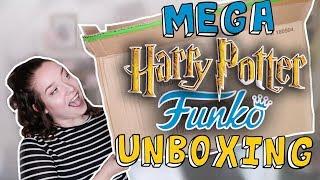 MEGA HARRY POTTER FUNKO UNBOXING !!