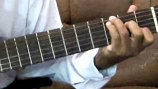 Cây Đàn Bỏ Quên - Phạm Duy/ Guitar HH