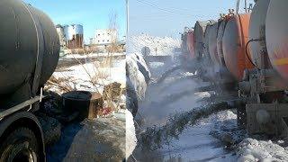 Якутия -  нелегальный слив нечистот необходимо сделать невозможным!