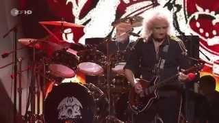 Queen + Adam Lambert - I Want It All (Helene Fischer Show 25/12/2014) HD