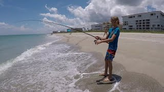 Fish of a Lifetime! - Surf Fishing