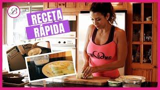 Desayuno Para Hacer MAS GLUTEOS | #GluteosEnCasa