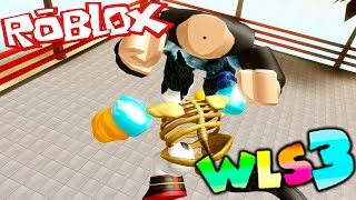 WON THE TOURNAMENT AND I AM STRONG | WEIGHT LIFTING SIMULATOR 3 | ROBLOX