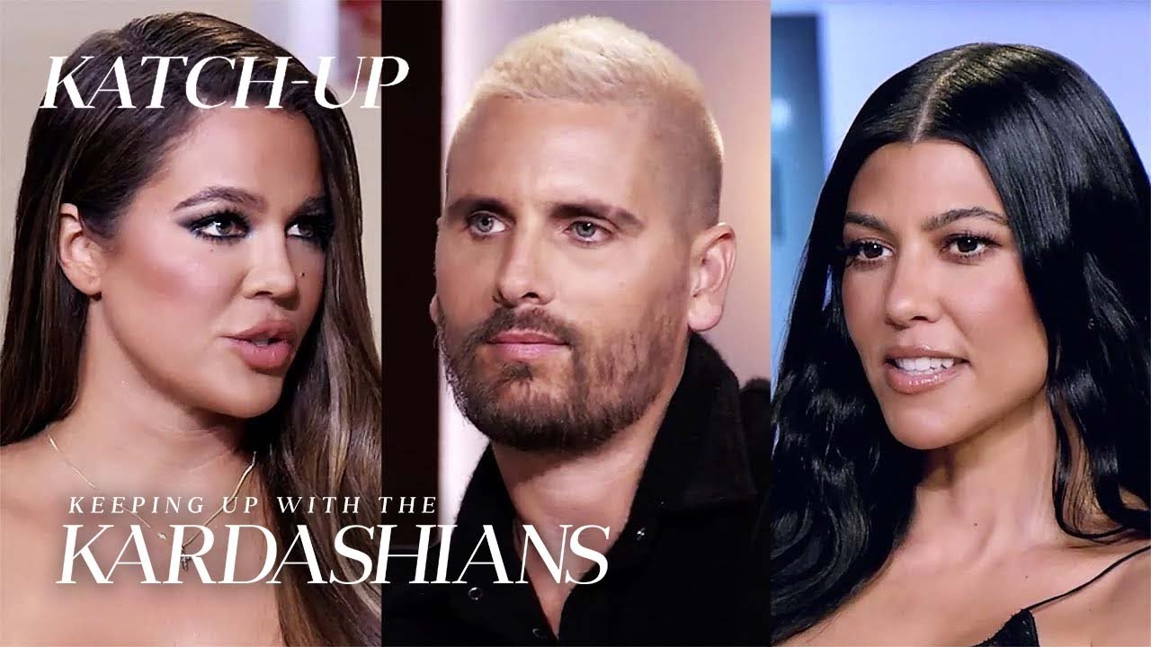 "Kardashians Reunion Recap Pt. 2: ""KUWTK"" Katch-Up (S20, EP14) | E!"