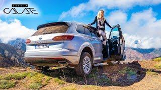 Marokko Offroad-Tour im neuen VW Touareg | Vlog