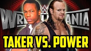 The Undertaker vs. Will Power (FULL WrestleMania Match) | WWE 2K15 MyCareer Part 61!