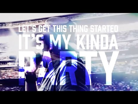 My Kinda Party (Lyric Video)