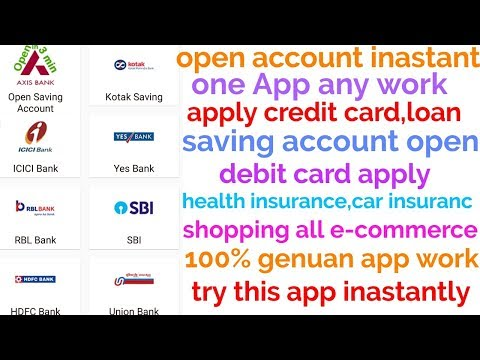 how-to-open-online-account-yes-bank-loan-apply-credit-card-apply-debit-card-apply-any-bank