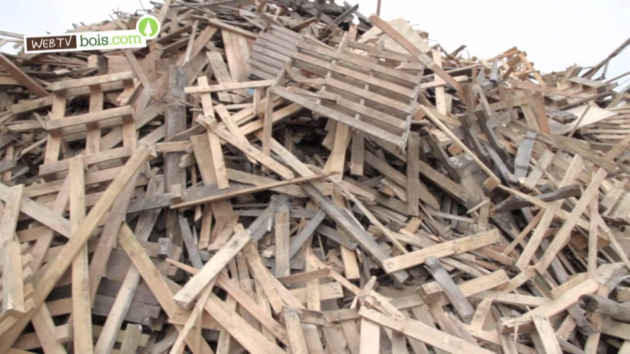 Bois et recyclage youtube - Recyclage cagette bois ...