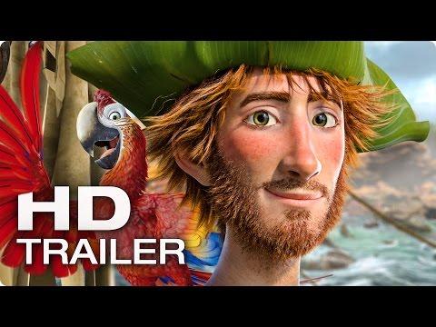 Trailer do filme Robinson Crusoé