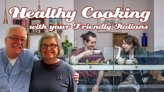 Casey Galloway On Gluten-free .::. Healthy Cooking With Your Friendly Italians #52