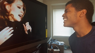 MARIAH CAREY - (Anytime You Need A Friend) Live At The Tokyo Dome (REACTION)
