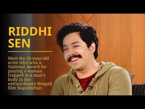 Riddhi Sen Interview With Rajeev Masand