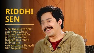 Riddhi Sen Interview With Rajeev Masand