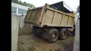 видео вывоз мусора в в Санкт-Петербурге строительного